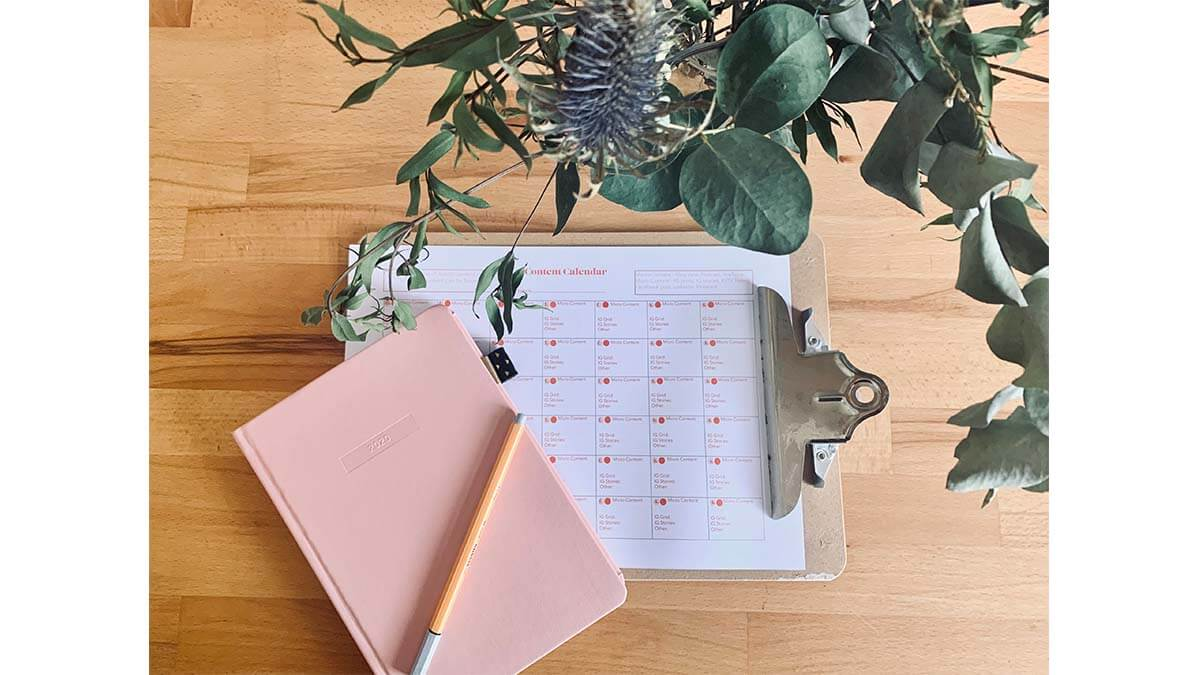 Content Strategy Planning and Calendar