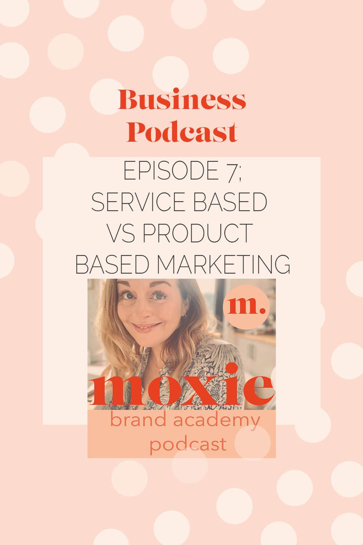 Service Based Vs Product Based Marketing