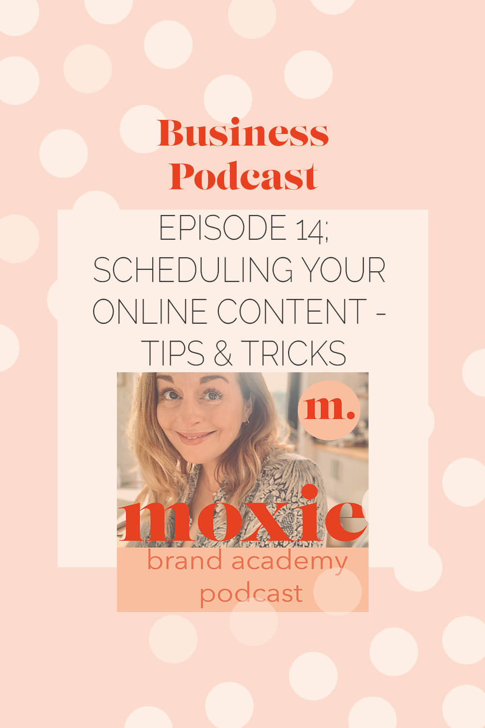 Scheduling your online content