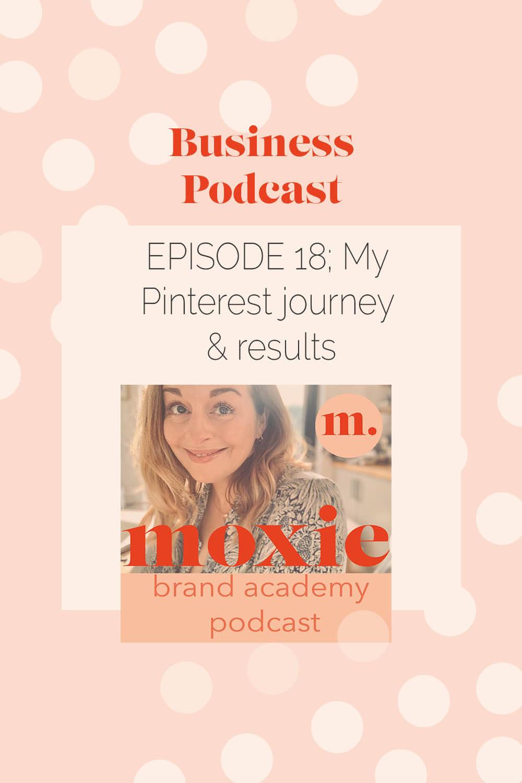 My Pinterest journey & results