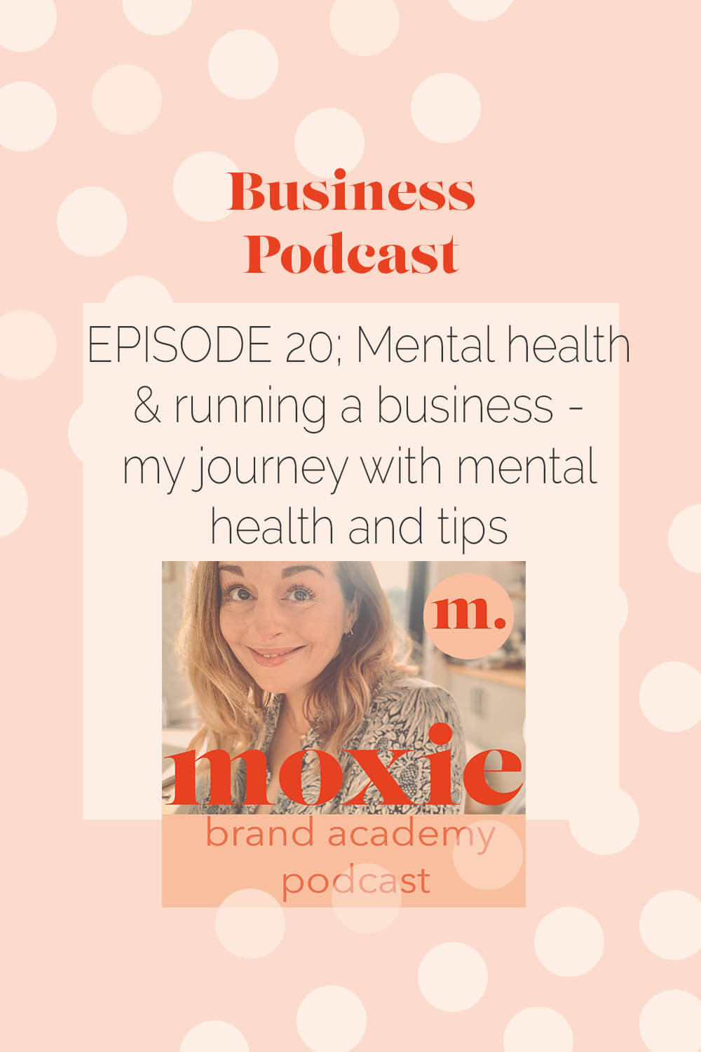 Mental Health & running a business