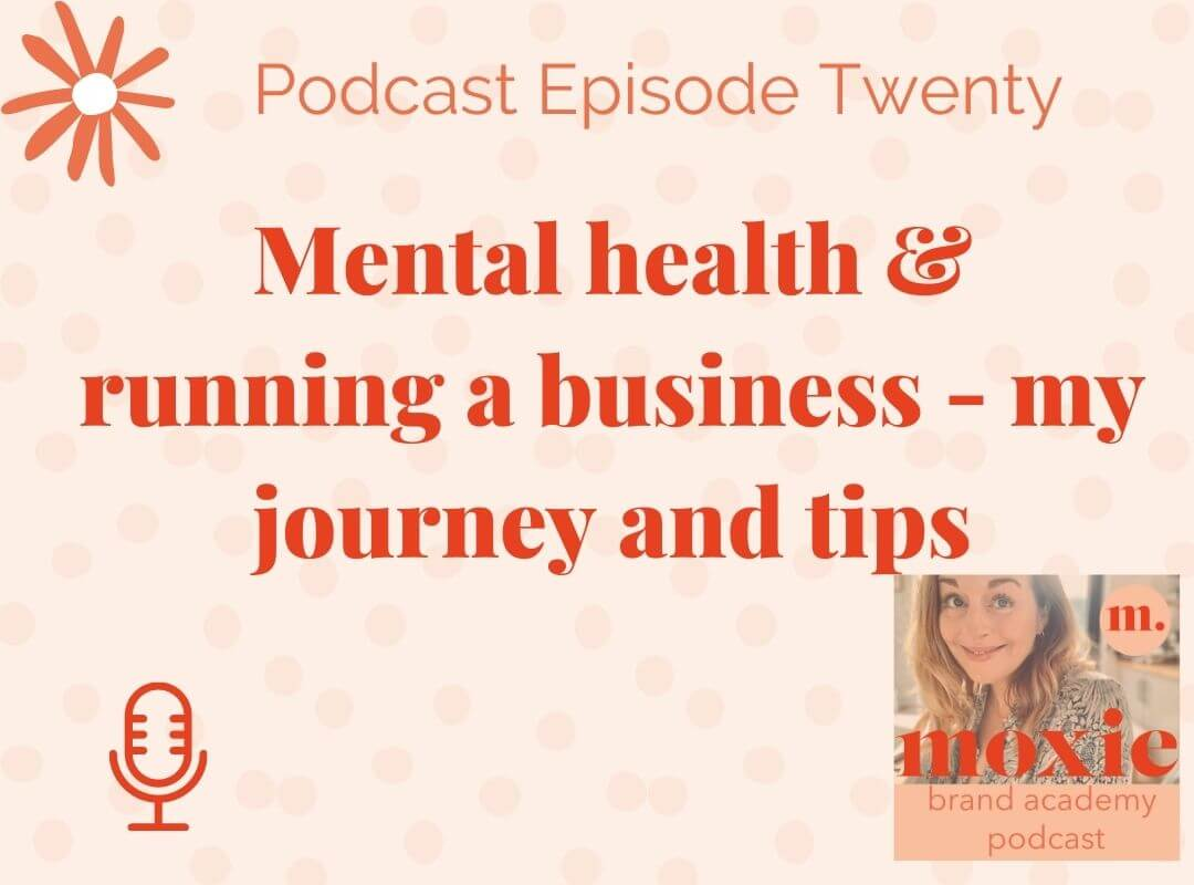Mental health and running a business