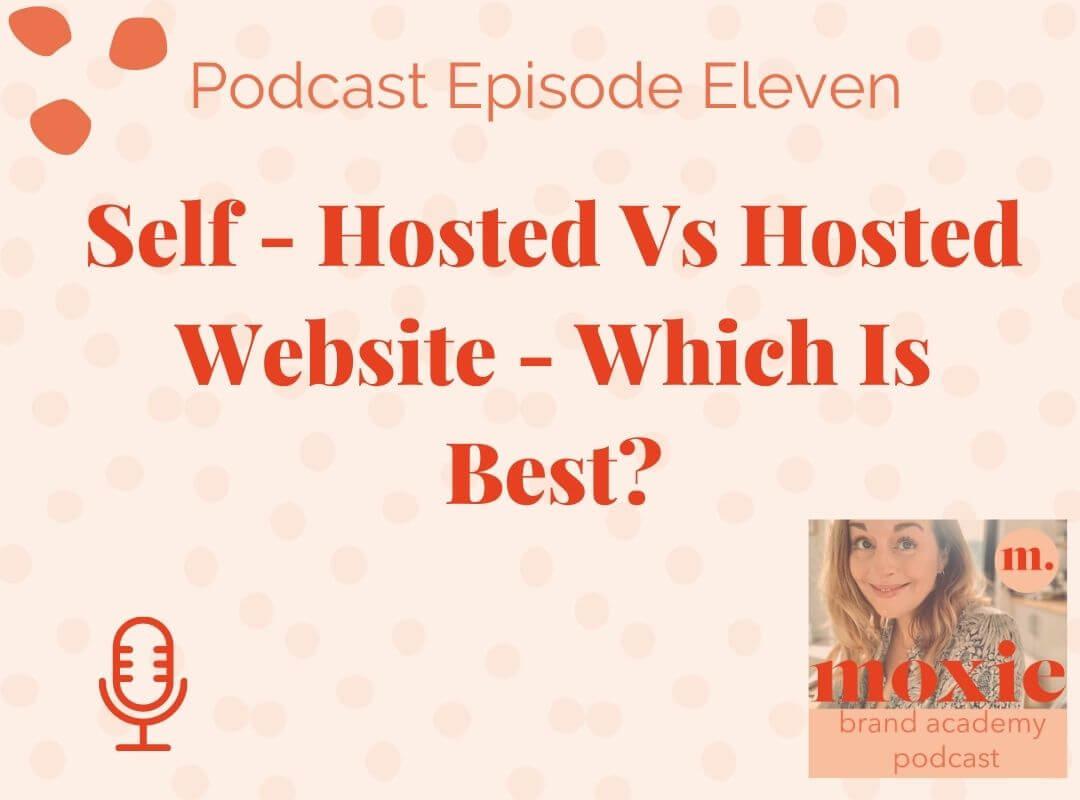 Self-hosted vs hosted websites