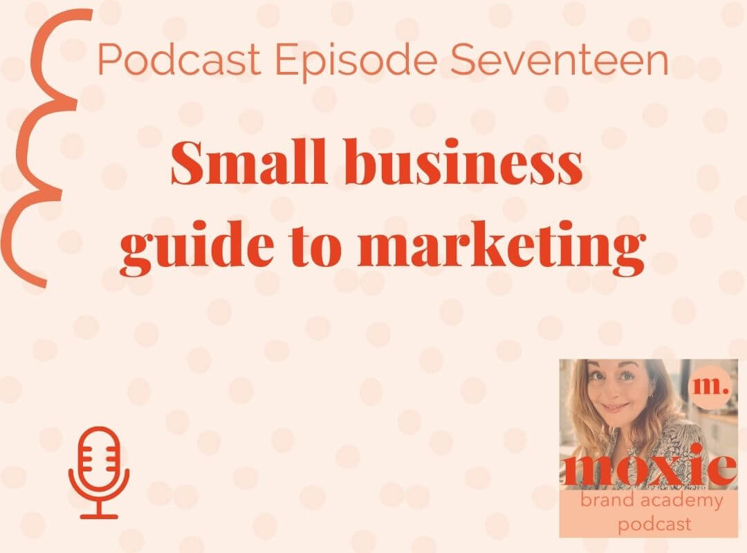 Small business guide to marketing