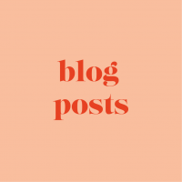 Blog posts button